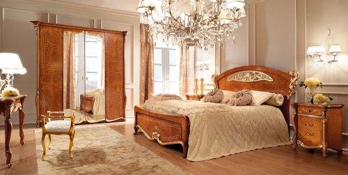 Спальный гарнитур La Fenice radica - Спальни