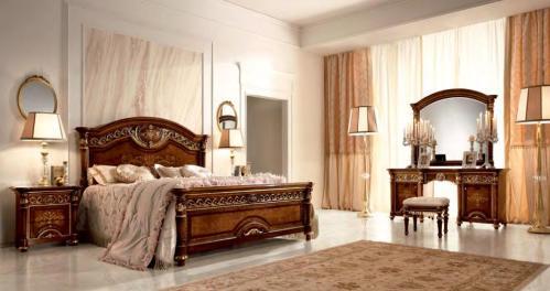 Спальный гарнитур Luigi XVI - Спальни