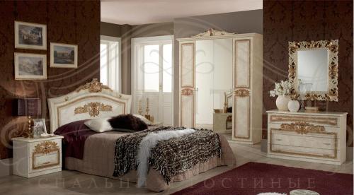 Спальный гарнитур Мишель спальня - Спальни