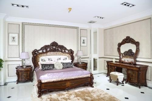 Спальный гарнитур Нефертити фабрика Аванти
