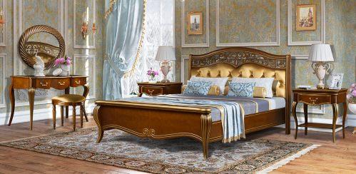 Спальный гарнитур Patrizia - Спальни