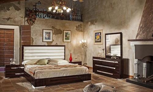 Спальный гарнитур Romano ebony - Спальни