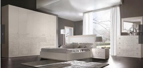 Спальный гарнитур Роза фабрика Ярцево
