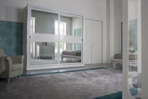 Спальный гарнитур SYMFONIA Laccato фабрика Dall Agnese