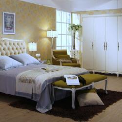 Спальный гарнитур White Rose фабрика Maria&Stefania