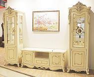 витрина Джоконда фабрика Арида мебель