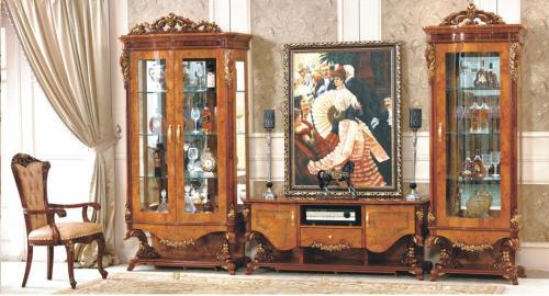 витрина Наполеон 3888D - Витрины и ТВ