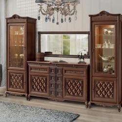 витрина Новита фабрика Топ Мебель