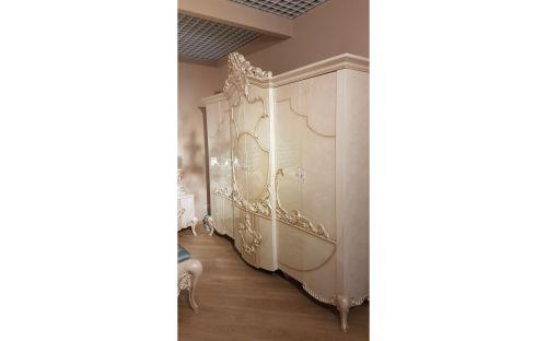 Спальня Аталанта 3905, белый