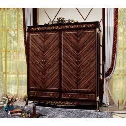 Спальня ФИЛАДЕЛЬФИЯ FILADELFIA 700, с 6-дверным шкафом, светлый орех