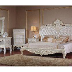 """Спальня """"Моника"""" (жемчужно-белый) 4 дверная"""