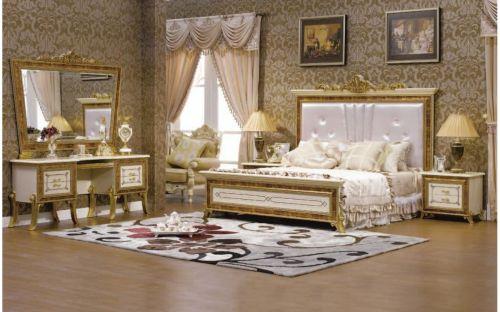 Спальня ИЗАБЕЛЛА IZABELLA 801, слоновая кость
