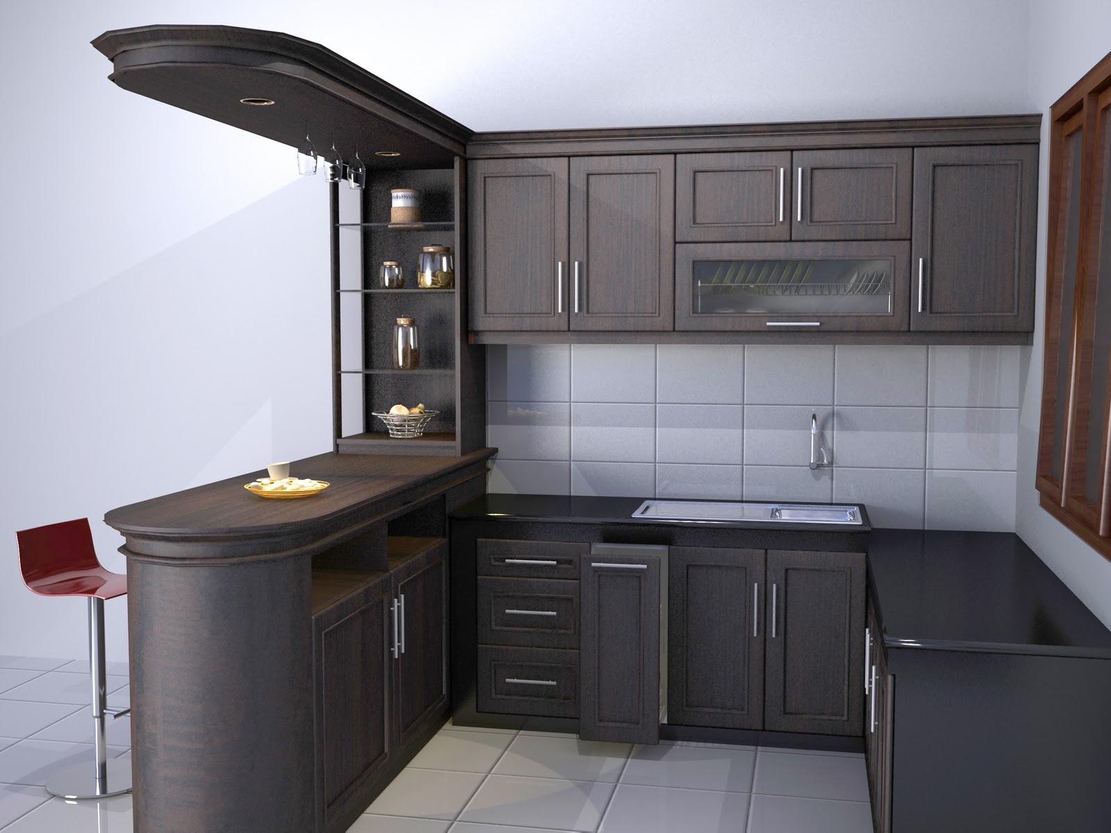 Jasa Pembuatan Kitchen Set Jakarta Paling Ahli dan Banyak Direkomendasikan
