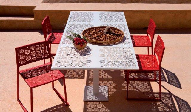 Outdoor Furniture In Spain