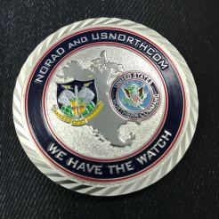 "NORAD and U.S. NORTHCOM – ""We Have The Watch"""