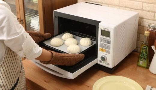 オーブンレンジの使い方をおさらい!予熱の仕方や天板がない時の使い方についてご紹介!