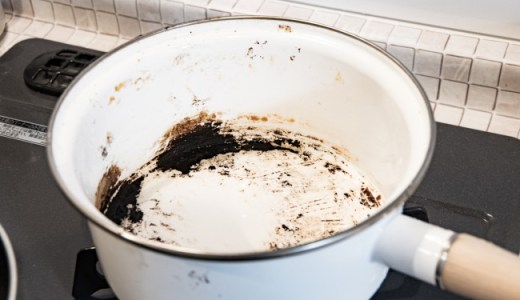 ホーロー鍋の焦げの落とし方!酢や重曹を使って外側まで綺麗に落とせる?