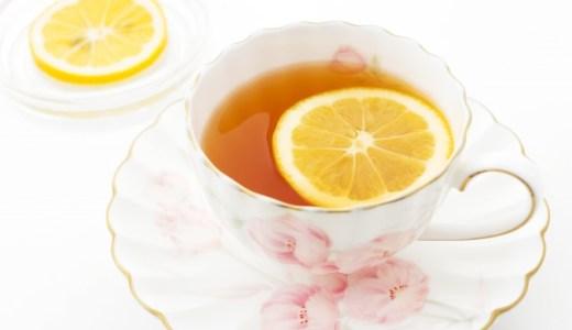 レモンティーの飲み方のマナーとは?アイスレモンティーについてるレモンってどうするのが正しい?