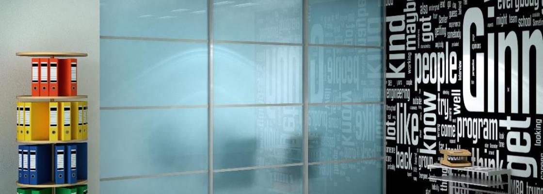 Opaque Sliding doors