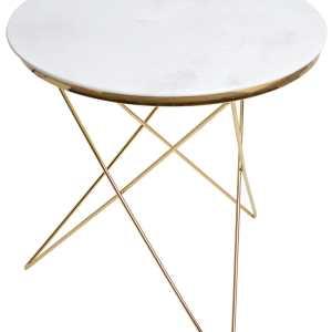 złoty stolik kawowy negro