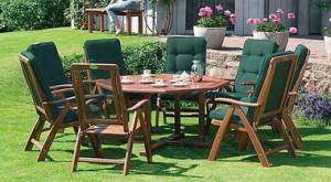 Комфортабельная мебель для вашего сада.