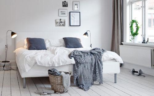 Скандинавский стиль в вашем доме.