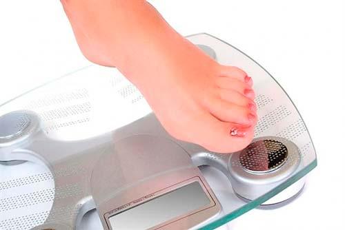 При выборе весов главное - их точность