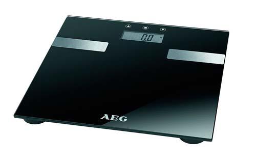 Модель AEG 5644 может вычислить индекс массы тела