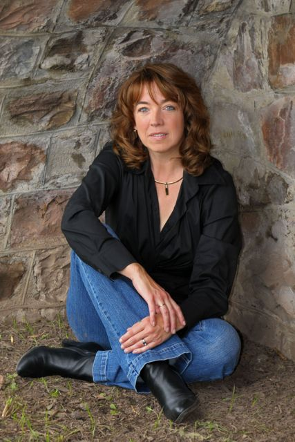 Author Micki Browning