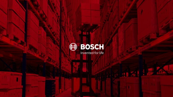 Customized integration between video analytics and warehouse management software with Bosch