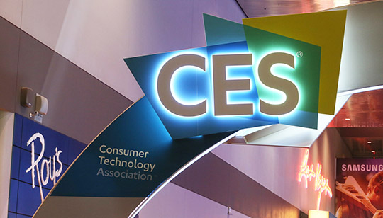 MECA at CES Booth 3100 North Hall