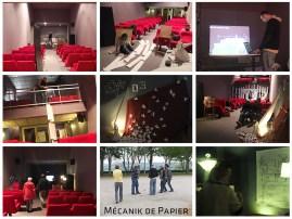 journee de presentation du projet mecanik de papier a lautrec