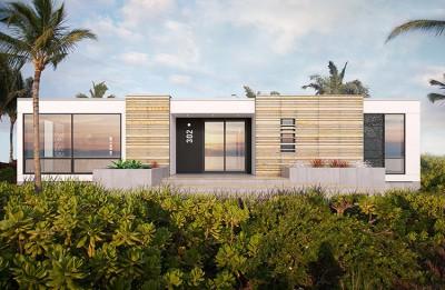 Luxury Prefab Homes | @meccinteriors | Design Bites