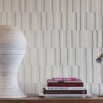 submaterial noise-softening wallcoverings | @meccinteriors | design bites