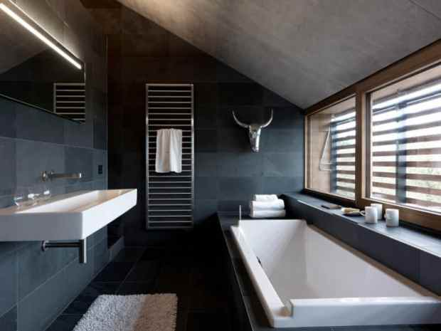 How To Design Around Your Sloped Ceiling
