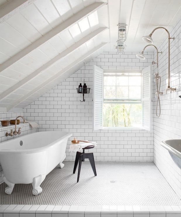 how to design around your sloped ceiling   @meccinteriors   design bites