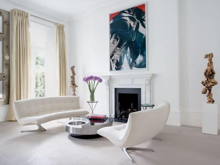 Merveilleux The Fluid Furniture Designs Of Vladimir Kagan | @meccinteriors | Design  Bites