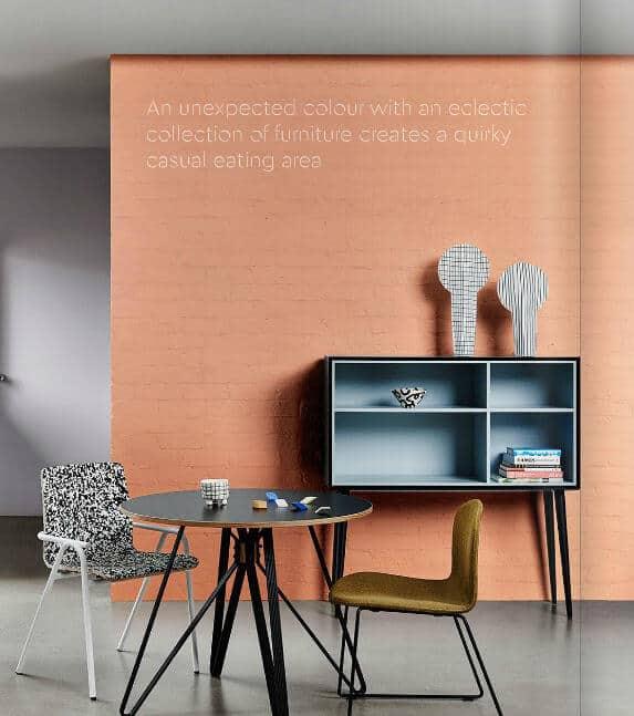 2017 palettes from dulux australia offer distilled colour | @meccinteriors | design bites