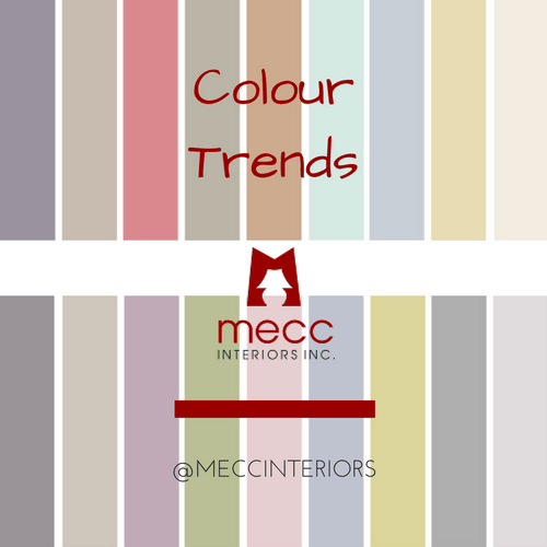 colour trends | @meccinteriors | design bites
