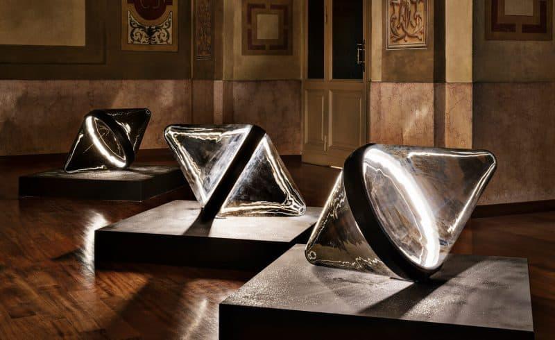 The Best Brightest From Milan Design Week 2017 Meccinteriors Bites New Marcel Wanders Chandelier
