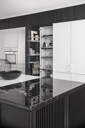 bring simplicity and practicality to your new kitchen | @meccinteriors | design bites
