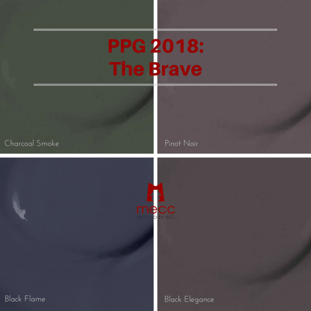 black flame rises as the 2018 colour of the year   @meccinteriors   design bites