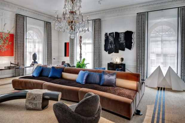 timeless and beautiful interiors by juan montoya | @meccinteriors | design bites