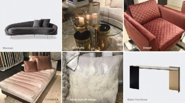 #tuesdaytrending: feel good items and a strong sensuality   @meccinteriors   design bites