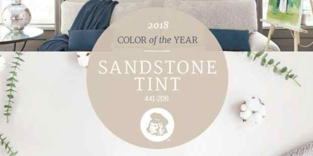 #tuesdaytrending: look to the oceanside & sandstone in 2018 | @meccinteriors | design bites