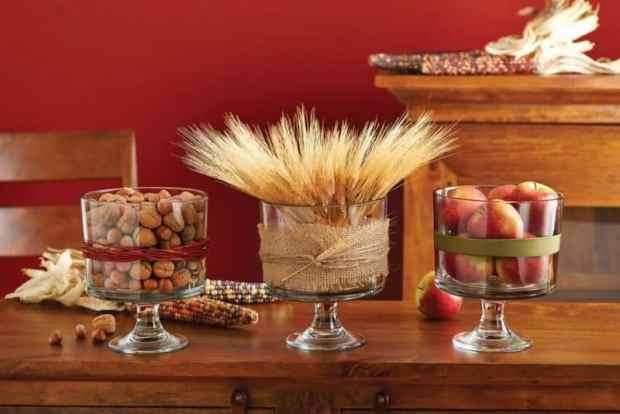 simple ideas for contemporary thanksgiving interiors | @meccinteriors | design bites