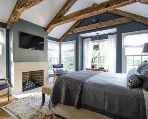 #tuesdaytrending: nordic-inspired slate blue for summer 2018 | @meccinteriors | design bites