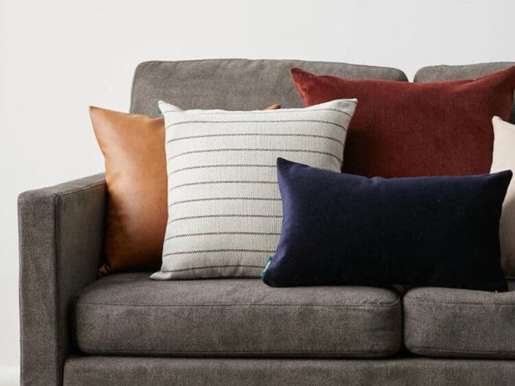 Would You Think To Buy A Sofa In A Box? | @meccinteriors | Design