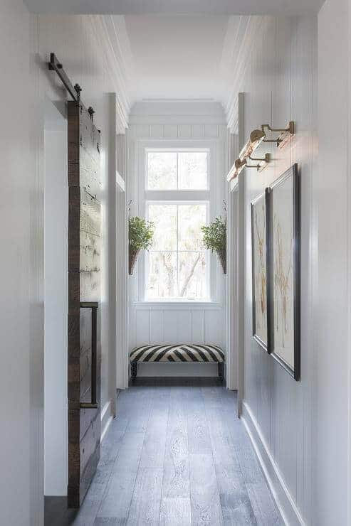 make your hallway a destination to enjoy | @meccinteriors | design bites