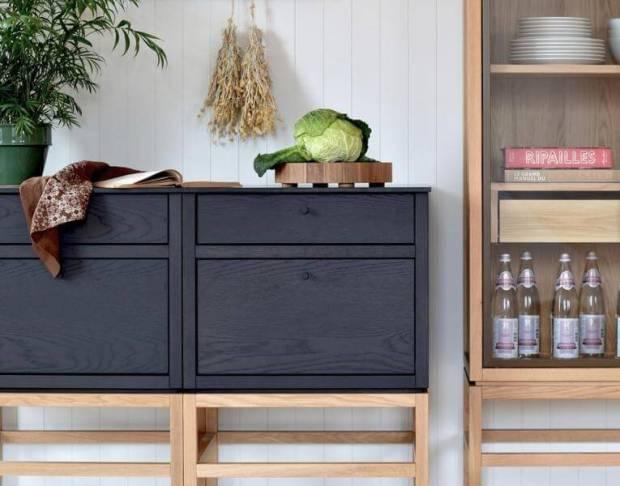 a simple made in canada modular kitchen | @meccinteriors | design bites